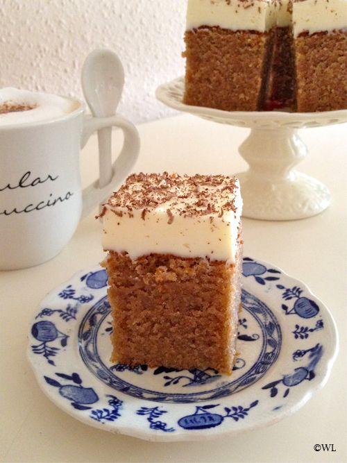 Cappuccino-cakejes