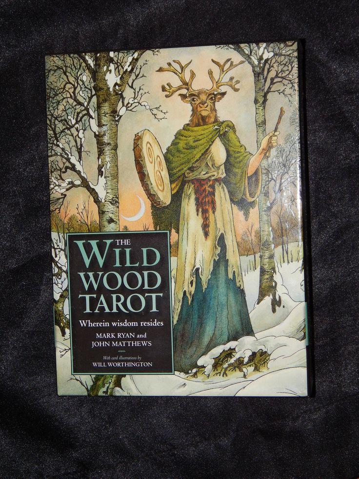 The wildwood tarot wherein wisdom resides tarot cards