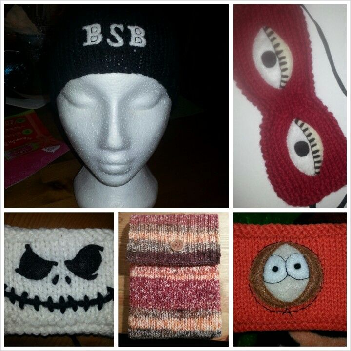 A few of many custom orders and gifts