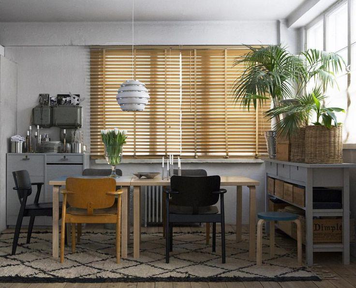 "1,698 gilla-markeringar, 10 kommentarer - Artek (@artekglobal) på Instagram: ""The multipurpose Domus Chair works just as well for dining as for working or reading – just as…"""