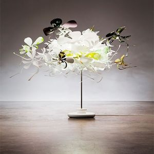 LAMPER 4U - Marc Pascal - Orchid Bordlampe