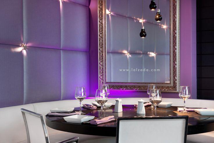 Proyecto de interiorismo, dirección de obra y decoración de restaurante de comida japonesa. Sky Sushi Pozuelo