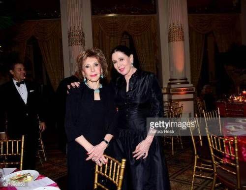 12-26 NEW YORK, NY - OCTOBER 17: Isabel Brenes and Yolanda Santo... #brenes: 12-26 NEW YORK, NY - OCTOBER 17: Isabel Brenes and… #brenes