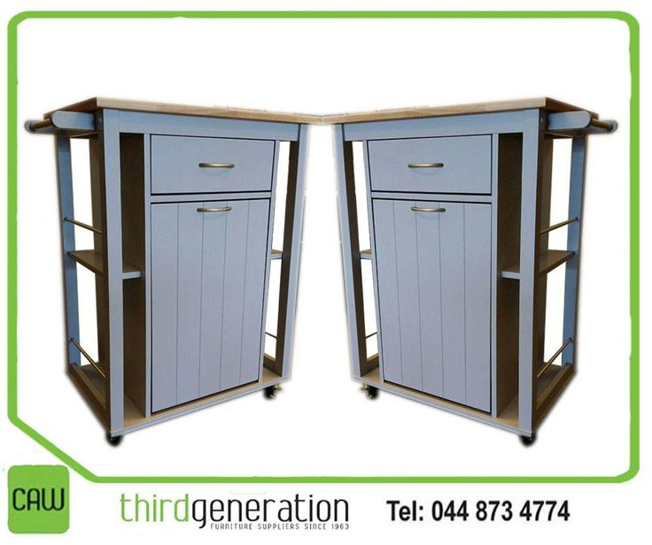 This portable cabinet from #3rdGen is perfect for storage in your #bathroom and #kitchen and can be moved around to change your room's look.
