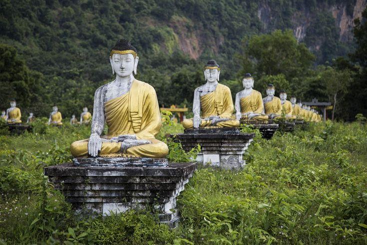 Mon voyage à Hpa An dans le Sud de la Birmanie : je vous explique quoi visiter et je vous donne mes conseils ainsi qu'une idée de budget pour votre voyage.