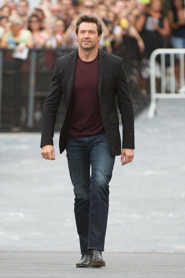 Hugh Jackman | 33 Photos That Prove Australian Men Are Insanely Hot
