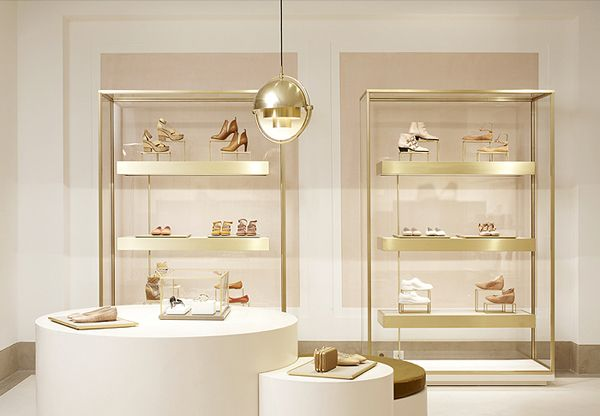 CHLOÉ PARIS: A Dreamy New Shop By Joseph Dirand