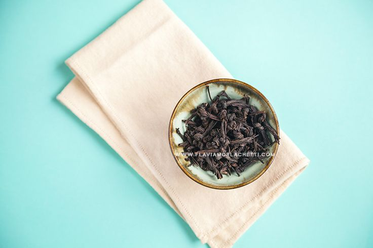 Artisanal black tea ~ Food Photography ~ www.flaviamorlachetti.com