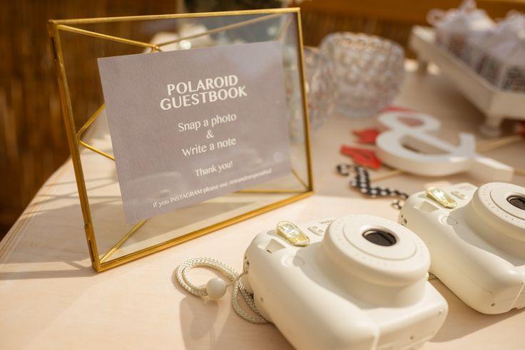 #guestbook | M&A Mykonos Weddings | www.mamykonosweddings.com