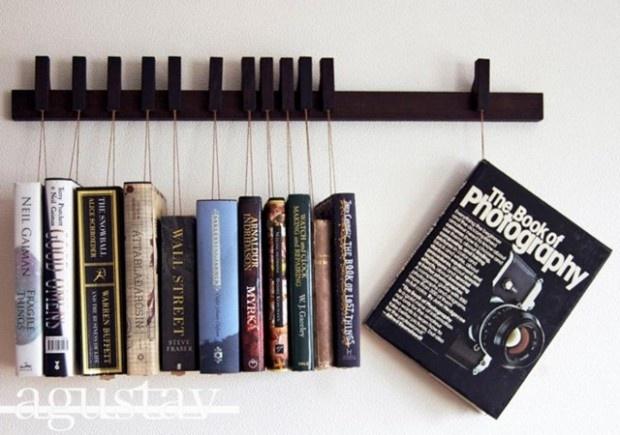 Book Rack by Augustav