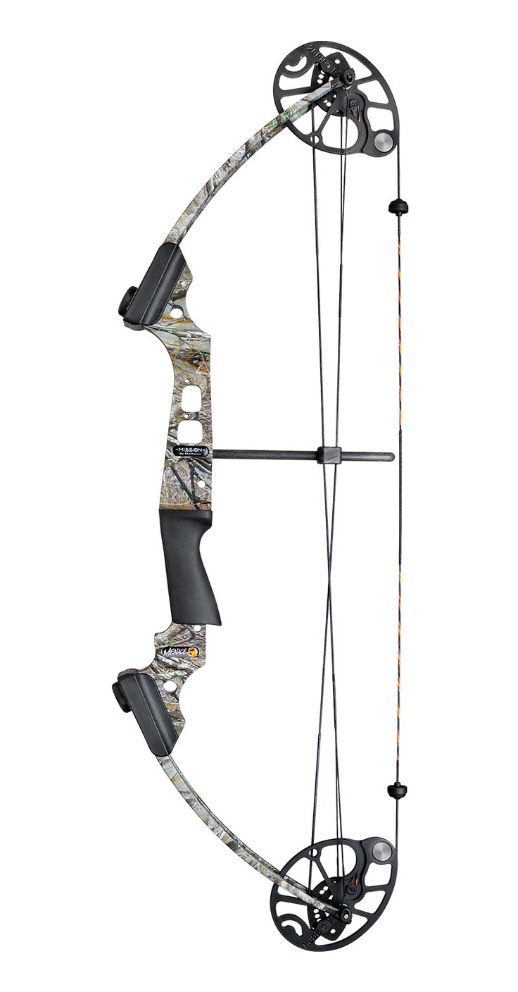 Menace | Mission Archery - really nice bow, easy to adjust from 9 yr old to adult with two screws