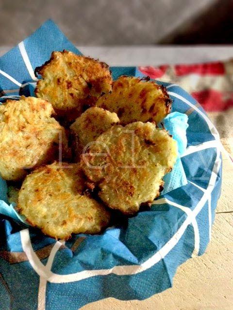 PORRETTE - Crocchette al forno di patate e porri  Vai alla ricetta: http://slelly.blogspot.it/2014/10/porrette-crocchette-al-forno-di-patate.html