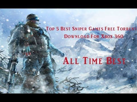 Top 5 Best Sniper Games Free Torrent Download For Xbox 360  Download Link In My Youtube Channel
