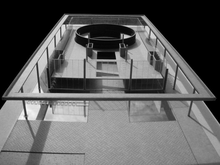 Tribal Parliament - Monk Mackenzie Architects