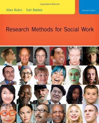 002 Bestseller books online Research Methods for Social Work