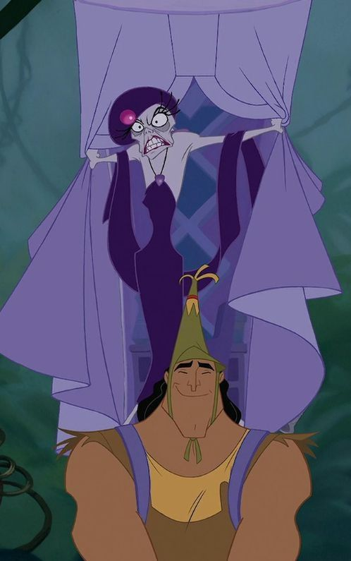 kronk and yzma relationship trust
