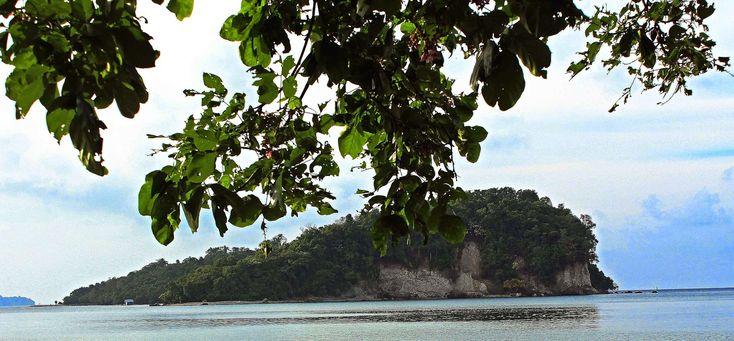 Pulau Klah Sepotong Surga di Teluk Sabang Aceh - Aceh