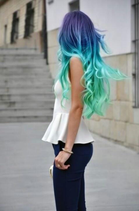 cheveux de sirène                                                                                                                                                                                 Plus