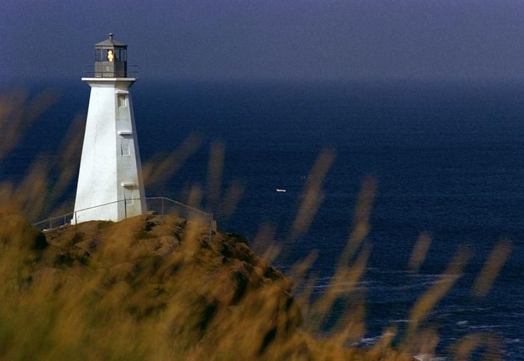 Cape Spear Lighthouse