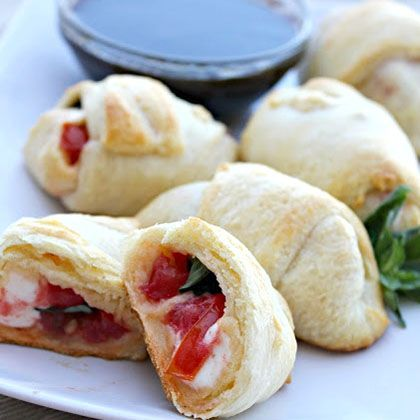 The Crescent Roll Munchies! ALOT of recipes with crescent rolls!
