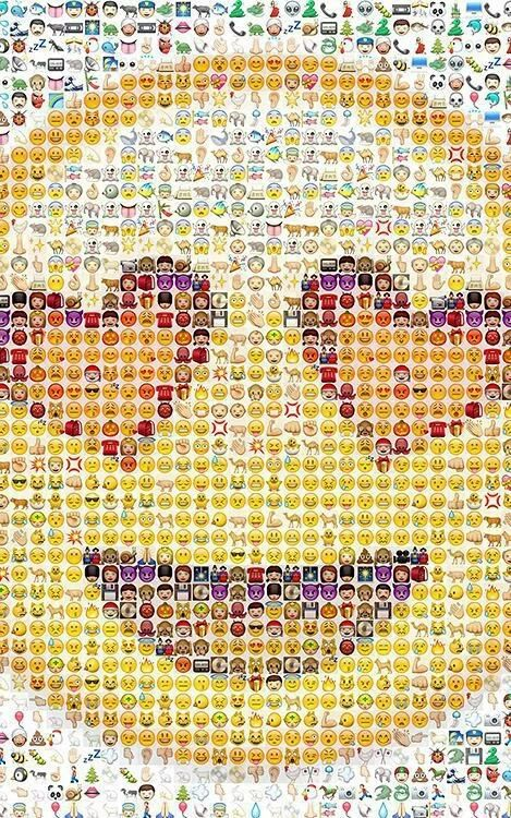 emoji, wallpaper, and background image
