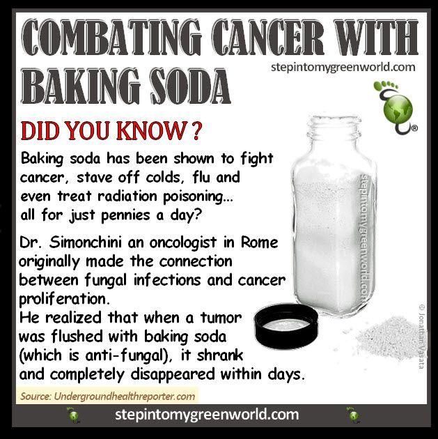 Eat Baking Soda Then Drink Vinegar