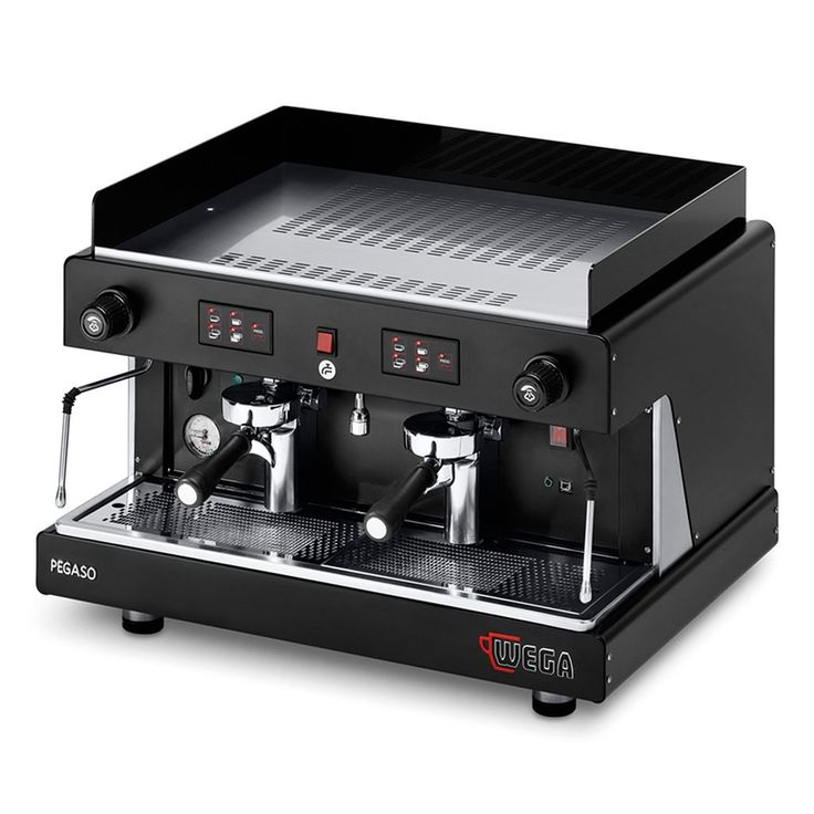 Available in auto & semi-auto versions, this little workhorse from Wega is perfect for a startup cafe