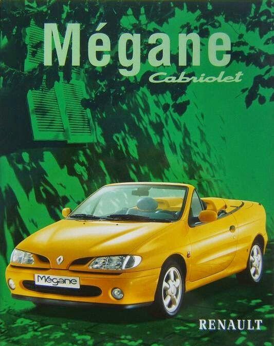 Renault Mégane Coupé France