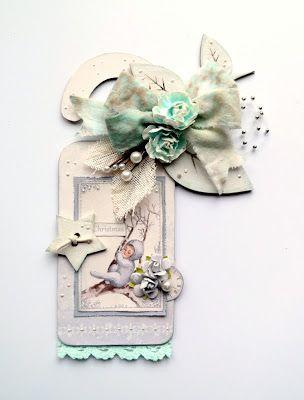 Tando Creative: Color Theme - Winter Door Hanger
