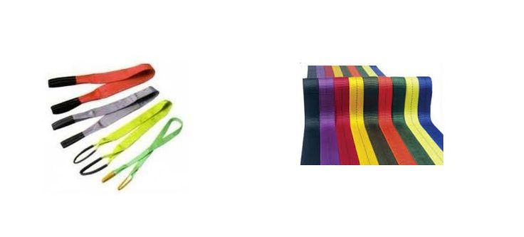 We have various types of webbing #Slings, which are made from polyester yarn or nylon fabric according to their usage.