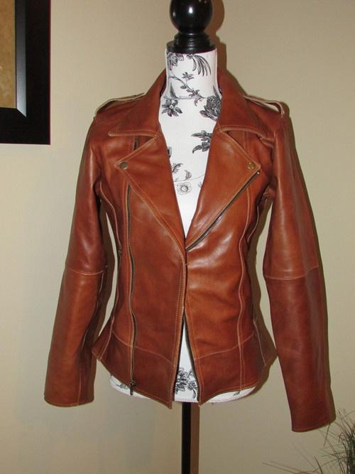 1000  images about cognac leather jackets on Pinterest | Helmut