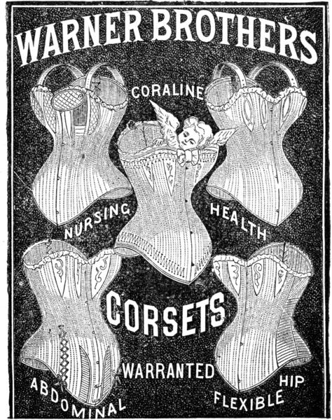 Warner Brother's CorsetsWarner Coraline, Nursing Corsets, Warner Brother, Brother Corsets, Vintage Corsets, Corsets Ads, Coraline Corsets, Nurs Corsets, Orchards Corsets