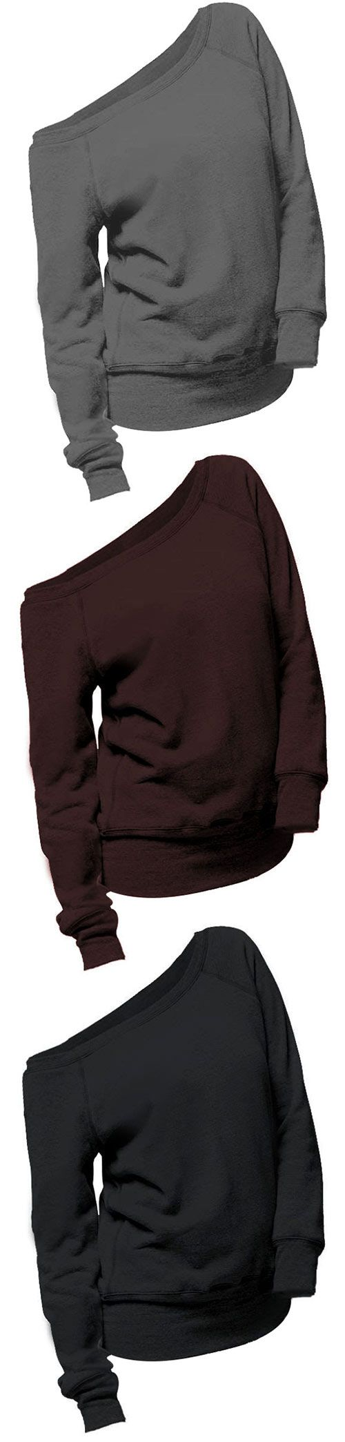 Catch it, Only $19.99 & Free Shipping. Easy Return + Refund! We love this one shoulder sweatshirt! The color is a great neutral and will go with so many outfits. Take some fall essentials to your wardrobe at Cupshe.com !