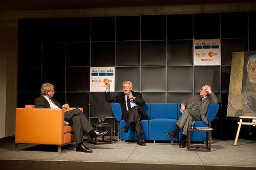 Wolfgang Herles, Felipe González, Norbert Lammert