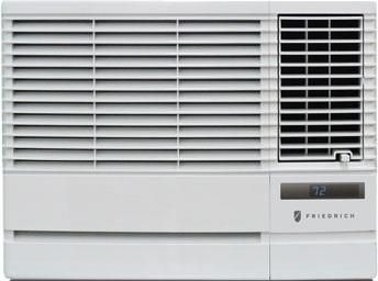 EP08G11B Window Air Conditioner with 8000 BTU Cooling and 3850 BTU Heating Auto Air Sweep Swing Louvers and Washable Air Filter