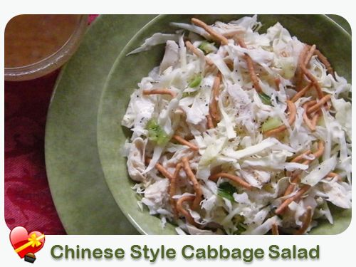 31 best local style chinese recipes images on pinterest asian food delicious light and crunchy chinese cabbage salad with a tasty local style dressing get more local style recipes here forumfinder Images
