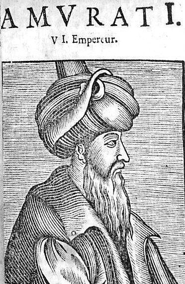 1. Murat, Hüdavendigar 1362 - 1389