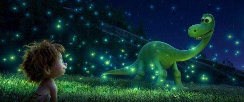 Lo Que Está por LLegar de Pixar: The Good Dinosaur