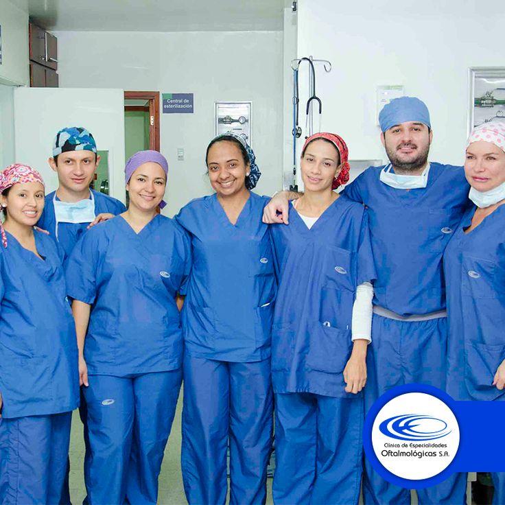 Conoce las cirugías y tratamientos que la #ClinicaCEO ofrece para tu salud visual, siempre de la mano de los mejores especialistas. Citas online www.ceomedellin.com