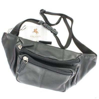 Visconti Leather Bumbag Style 720  lso in 2 brown colours