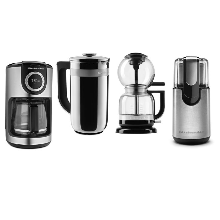 Novidade para os amantes de café ☕️ A KitchenAid apresenta novos produtos…