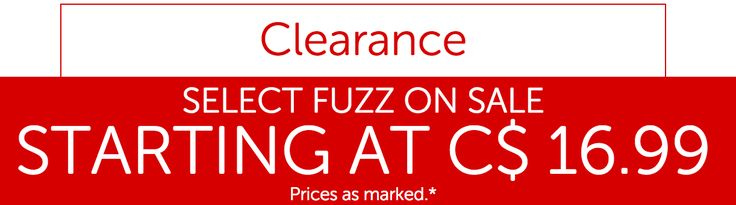 Crocs Canada Holiday Clearance Sale: FUZZ on Sale Starting At $16.99 http://www.lavahotdeals.com/ca/cheap/crocs-canada-holiday-clearance-sale-fuzz-sale-starting/155767?utm_source=pinterest&utm_medium=rss&utm_campaign=at_lavahotdeals
