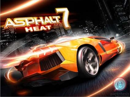 Asphalt 7: Heat es un juego obligado para los fanáticos de los autos y los juegos de carreras
