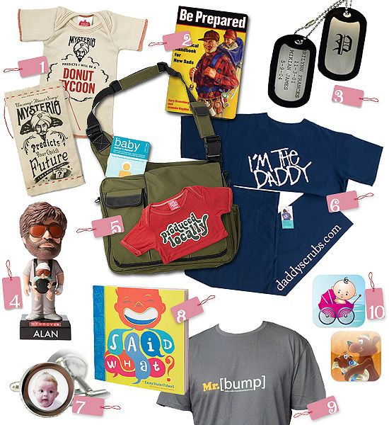 First Time Dad Gifts Part - 50: Top 10 Picks: New Dad Gifts