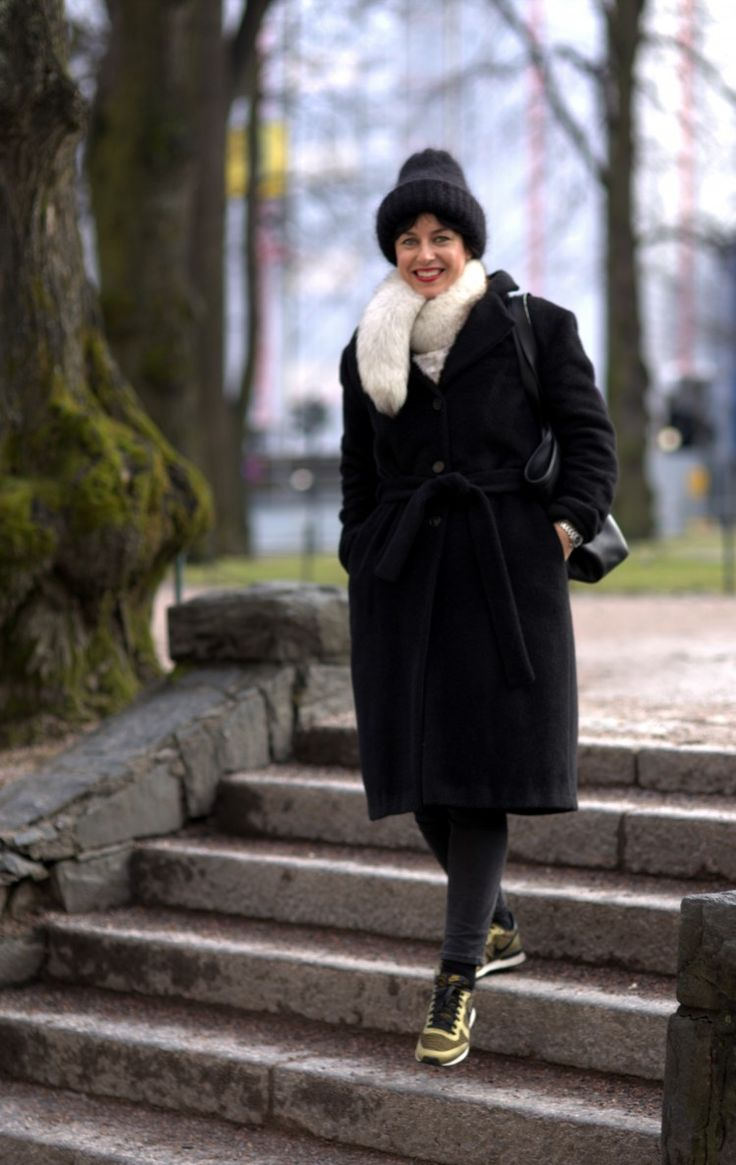 nike samuji beanie tori bag coat samuji street style