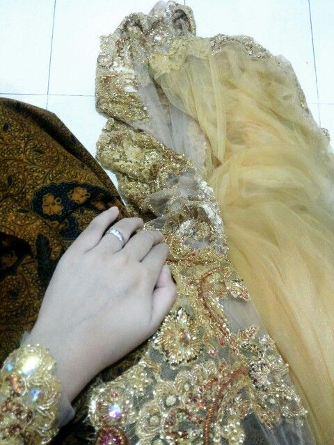 My wedding gown . Javaness wedding gown
