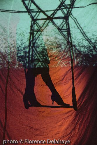 The Great Motor Show, Cirque Electrique, cour du Maroc , Paris 18, 2003