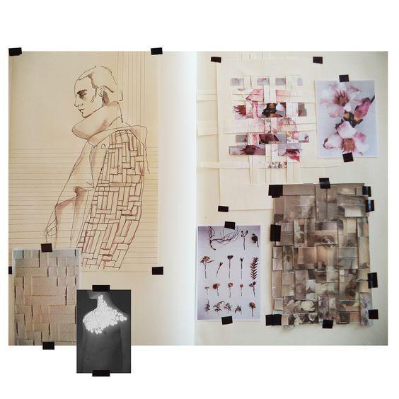 Fashion Design|康石石浅谈如何创作一本打动考官的作品集(第二版) - 知乎专栏