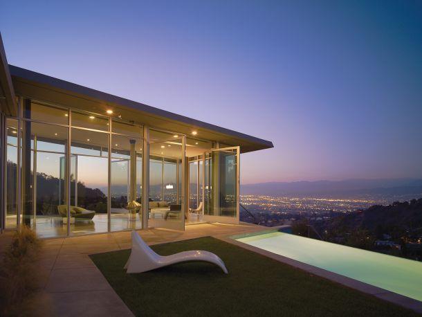 Κατοικία με παθητικό σχεδιασμό και οικολογική συνείδηση, στο Λος Άντζελες