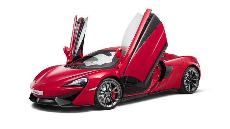 2016 McLaren 540C Coupe http://www.wsupercars.com/mclaren-2016-540c-coupe.php